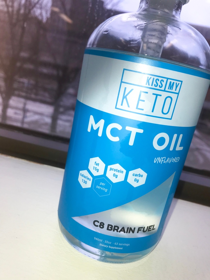 MCT Oil +Fasting