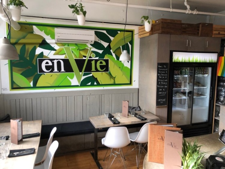 From Playing Professional Hockey in Germany to Opening an Award Winning Vegan Restaurant: How Cory Urquhart Created enVie and What Keeps Him Inspired